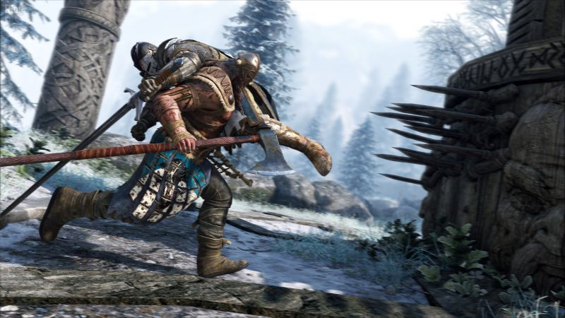 For Honor, E3 2016, лучшие игры, PlayStation 4, Xbox One, Windows, Best Games (horizontal)