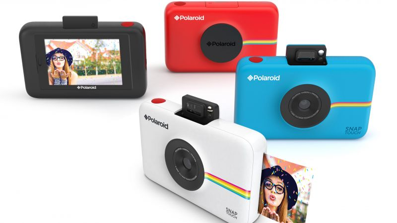Polaroid Snap Touch, обзор, Photokina 2016, 4k, снеп тач, печать (horizontal)