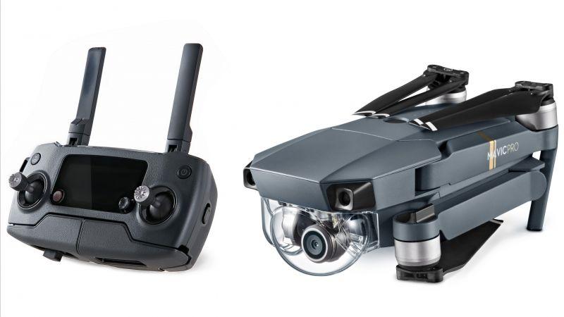DJI Mavic Pro, обзор, Photokina 2021, квадрокоптер (horizontal)