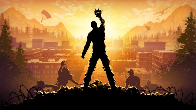 H1Z1, King of the Kill, шутер, ПК (horizontal)
