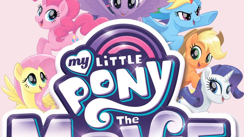 Watch My Little Pony: The Movie (1986) Free Online