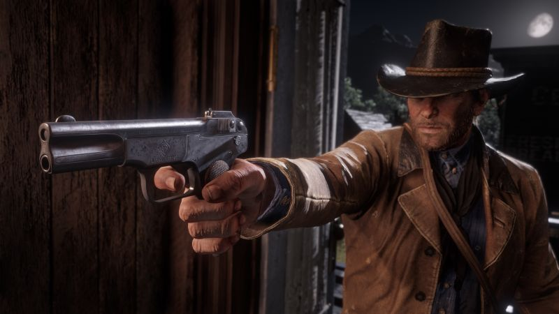Red Dead Redemption 2 (horizontal)