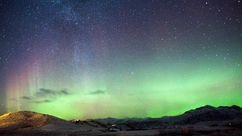 northern lights wallpaper 4k - photo #12