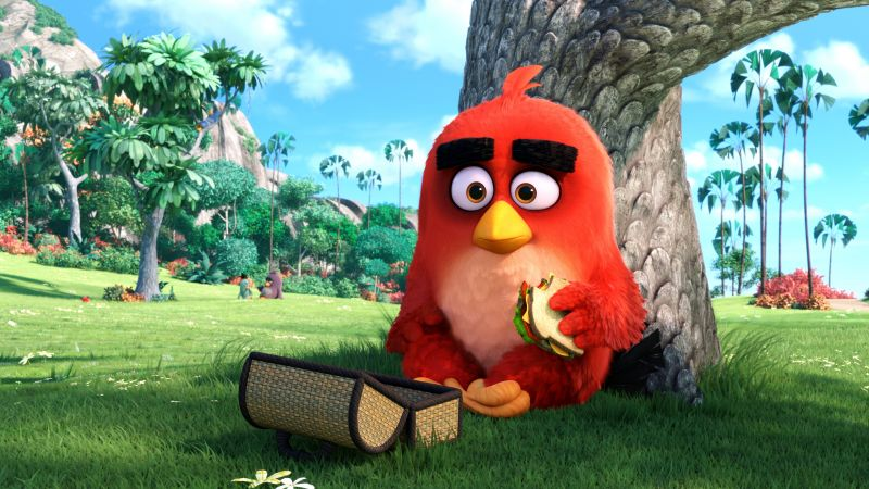 Download Angry Birds (2016) Dual Audio 300MB HD avi