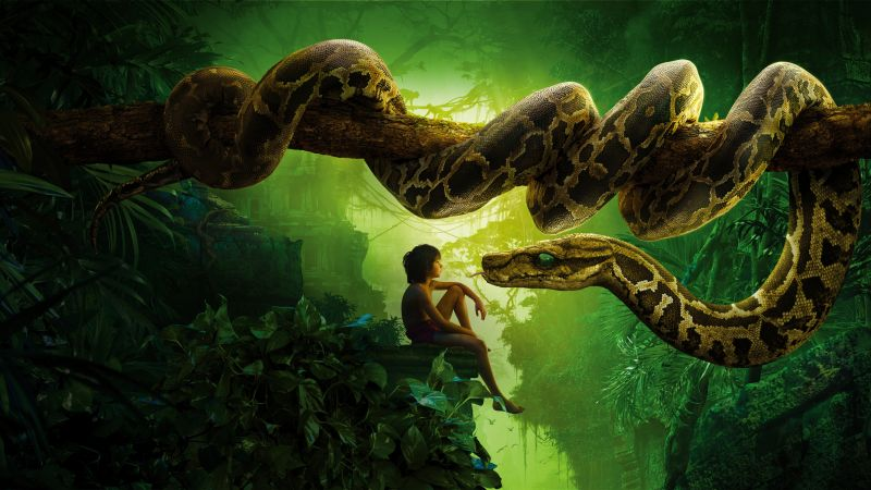 смотреть фильмы онлайн маугли книга джунглей 2016