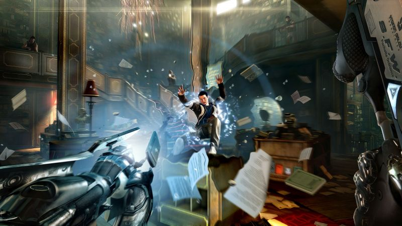 Deus Ex: Mankind Divided, Деус Экс, PC, PlayStation 3, PlayStation 4, Xbox 360, Xbox One (horizontal)