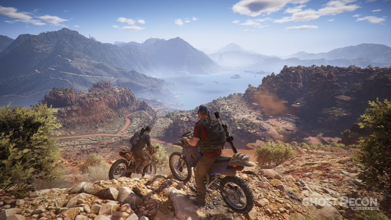 Tom Clancy's Ghost Recon Wildlands, Лучшие игры, игра, шутер, ПК, Xbox 360, PS3 (horizontal)