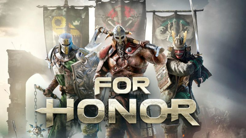 For Honor, E3 2016, лучшие игры, PlayStation 4, Xbox One, Windows, Best Games