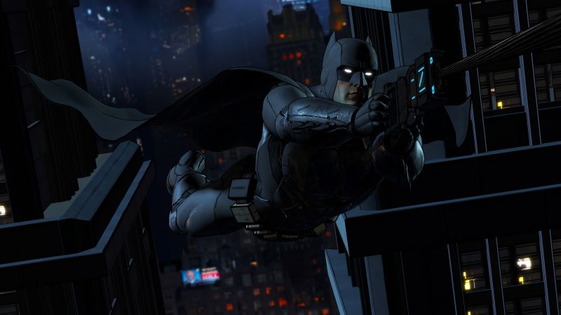 Batman: The Telltale Series, бэтмен, лучшие игры (horizontal)
