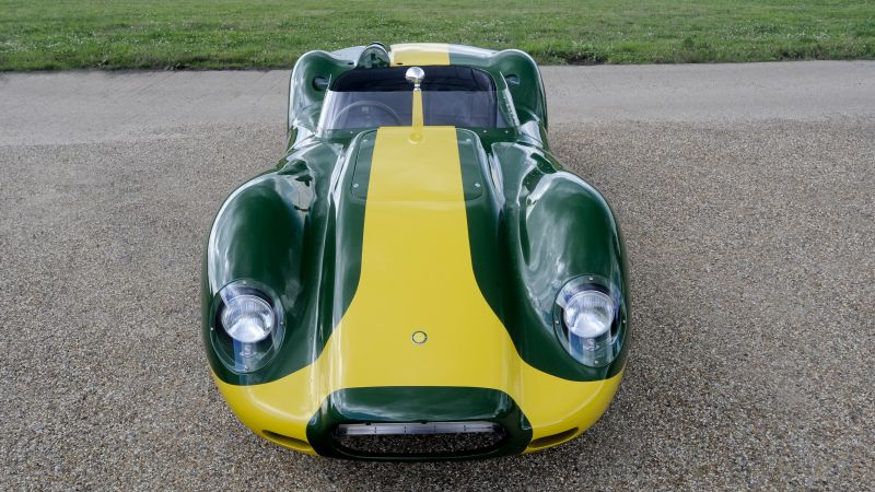 Lister Knobbly Stirling Moss Edition, Листер Нобби, спорткар, суперкар
