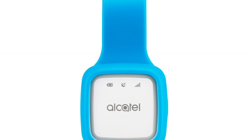 Alcatel MOVETRACK, IFA 2016, обзор, WiFi Watch, умные часы (horizontal)