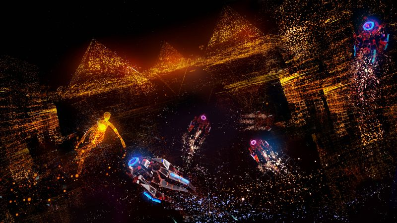 Rez Infinite: Area X, ВР, ПС ВР, ПС4 (horizontal)