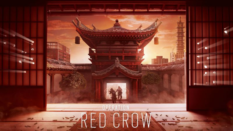 Operation Red Crow, Tom Clancy's, Rainbow Six Siege, лучшие игры