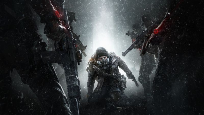 Tom Clancy's The Division survival, ПК, ПС4, лучшие игры (horizontal)