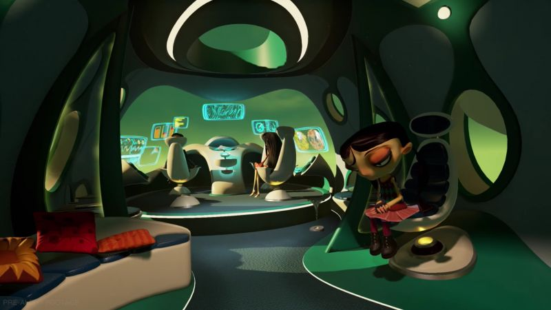 Psychonauts in the Rhombus of Ruin, лучшие игры, ПС 4, ПСВР (horizontal)