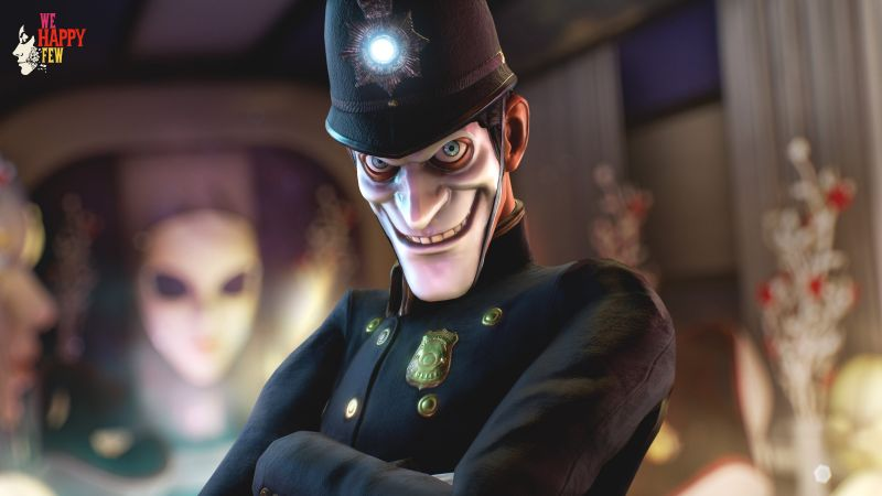 We Happy Few, лучшие игры, ПС 4, Xbox One, ПК (horizontal)