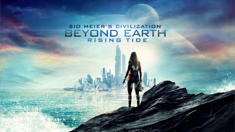 Sid Meier's Civilization: Beyond Earth — Rising Tide, Лучшие игры 2015, игра, фантастика, ПК (horizontal)