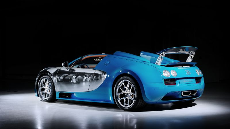The Bugatti Page