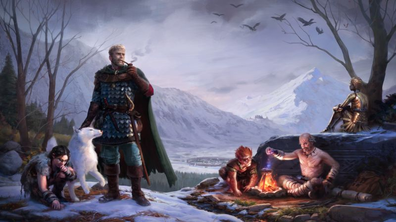 Pillars of Eternity: The White March, Лучшие игры, фентези, ПК (horizontal)