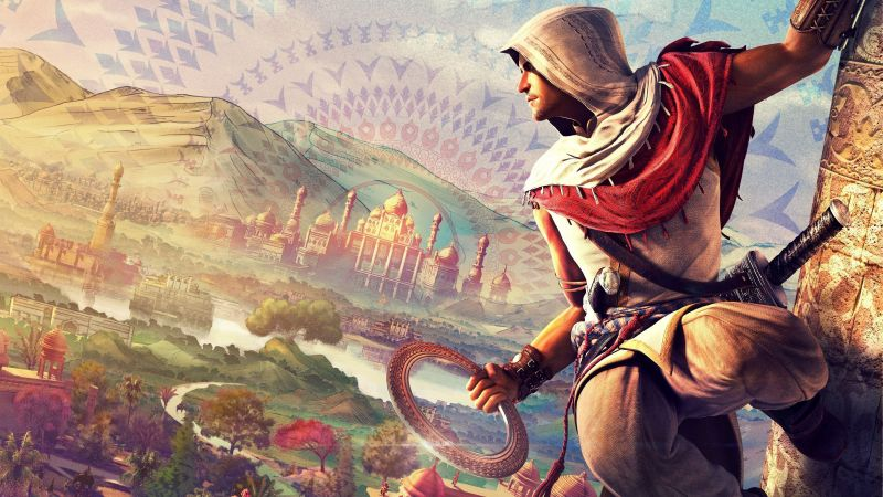 Assassin's Creed Chronicles Trilogy, Лучшие игры, игра, аркада, фантастика, Индия, ПК, PC, PS4, Xbox One