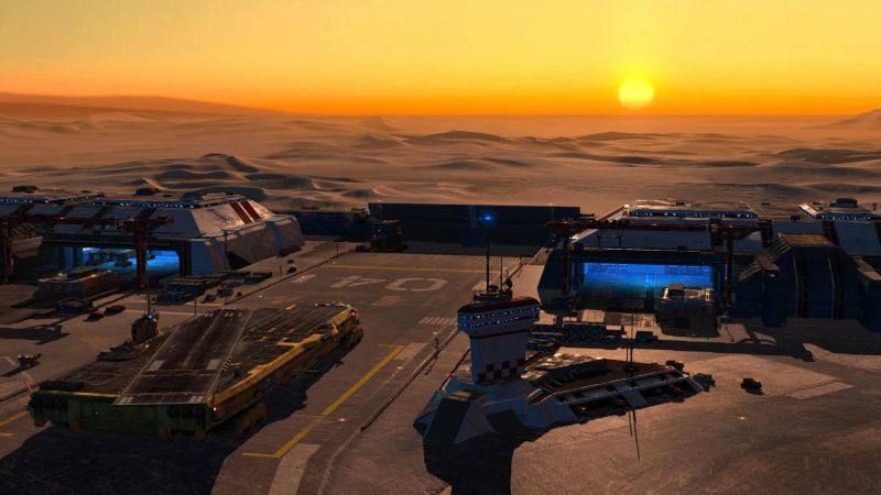 Homeworld: Deserts of Kharak, Лучшие игры, ПК, PS4, Xbox One