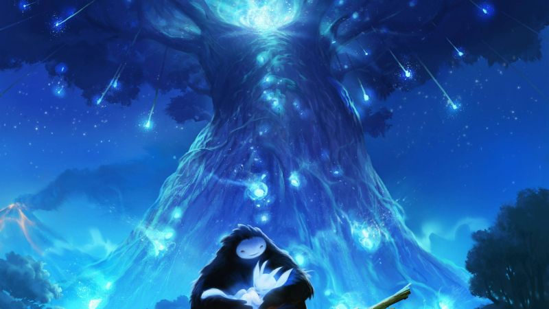 Ori and the Blind Forest: Definitive Edition, GDC Awards 2016, ПК, Икс Бокс 1 (horizontal)