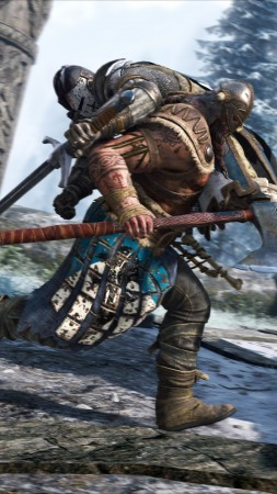For Honor, E3 2016, лучшие игры, PlayStation 4, Xbox One, Windows, Best Games (vertical)