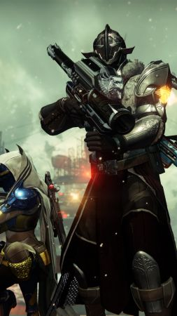 Destiny: Rise of Iron, PC, PlayStation 3, PlayStation 4, Xbox 360, Xbox One (vertical)