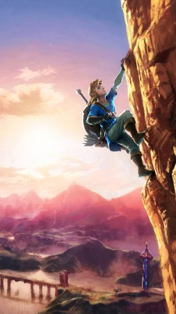 легенда зельды, The Legend of Zelda: Breath of the Wild, природа, лучшие игры (vertical)