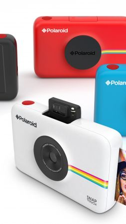 Polaroid Snap Touch, обзор, Photokina 2016, 4k, снеп тач, печать (vertical)