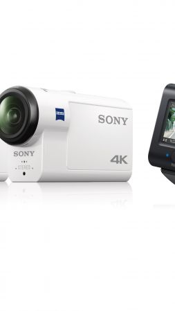 Sony HDR-AS300, FDR-X3000, обзор, IFA 2016, 4k