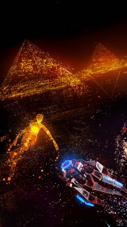 Rez Infinite: Area X, ВР, ПС ВР, ПС4 (vertical)