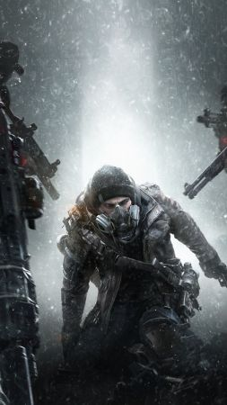 Tom Clancy's The Division survival, ПК, ПС4, лучшие игры (vertical)