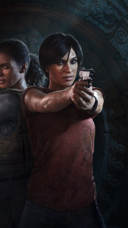 Uncharted: The Lost Legacy, лучшие игры, ПС 4, ПС 4 Про
