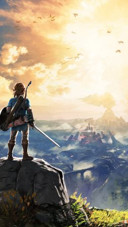 легенда зельды, The Legend of Zelda: Breath of the Wild, монстр, лучшие игры