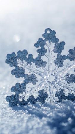 снег (vertical)