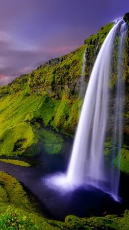 водопад (vertical)