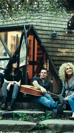 Little Big Town, Лучшие музыканты и певцы, Карен Фэрчайлд, Кимберли Шлейпман, Джими Уэстбрук, Филип Суит, кантри (vertical)