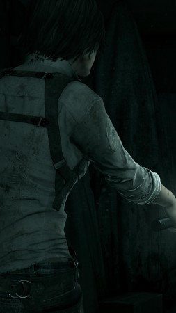 The Evil Within: The Consequence, Лучшие игры 2015, игра, хоррор, ужасы, ПК (vertical)