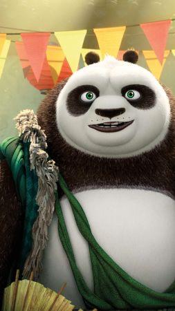 мультик кунфу панда 3 в хорошем качестве смотреть