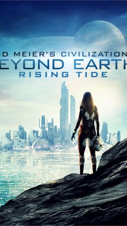 Sid Meier's Civilization: Beyond Earth — Rising Tide, Лучшие игры 2015, игра, фантастика, ПК (vertical)