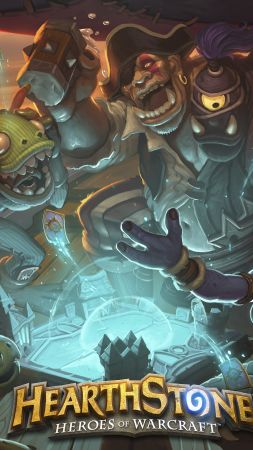 HearthStone: Heroes of Warcraft — The Grand Tournament, Лучшие игры 2015, игра, фентези, ПК, Apple, Android (vertical)
