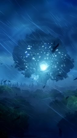 Ori and the Blind Forest, Лучшие игры, игра, аркада, ПК, Xbox One (vertical)