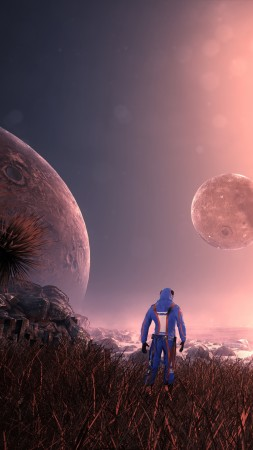 The Solus Project, Лучшие игры, ужасы, космос, фантастика, ПК, PC, Xbox One (vertical)