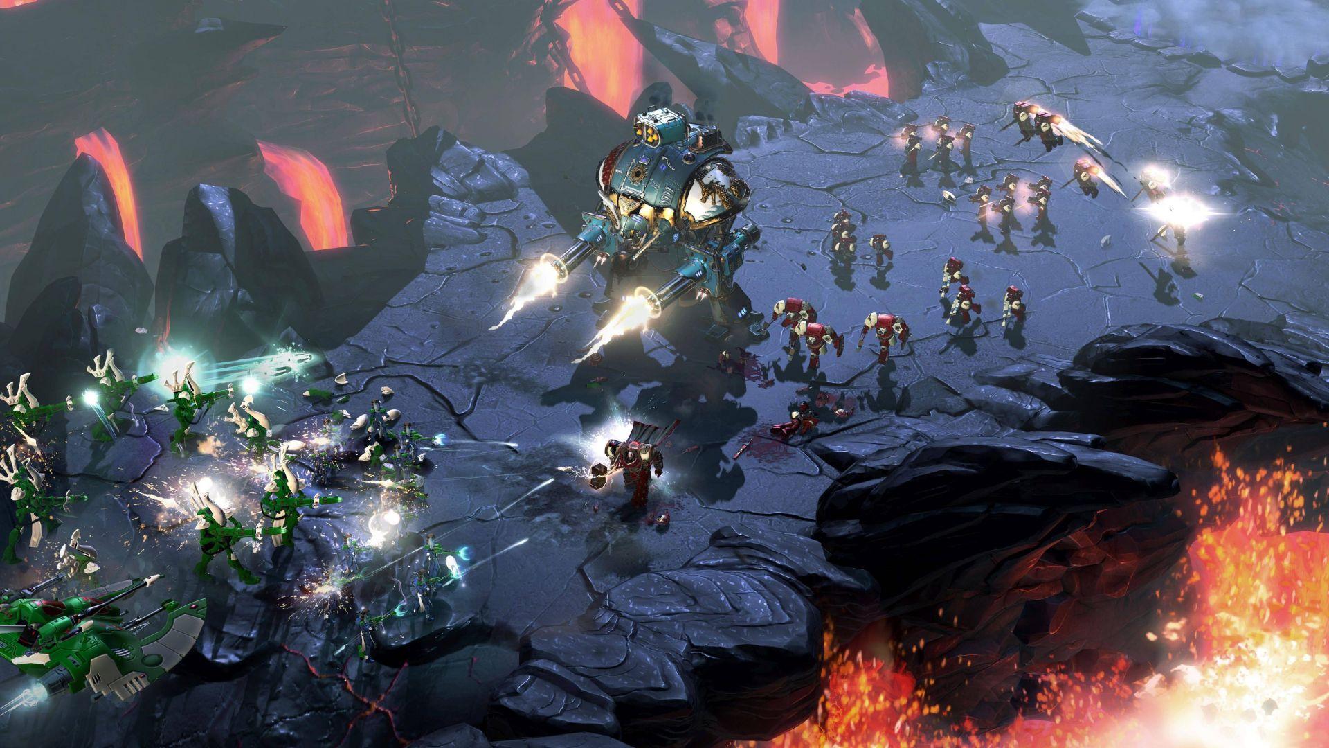 ПОМОГИТЗЫКОМ! : Warhammer 40,000: Dawn of War 19