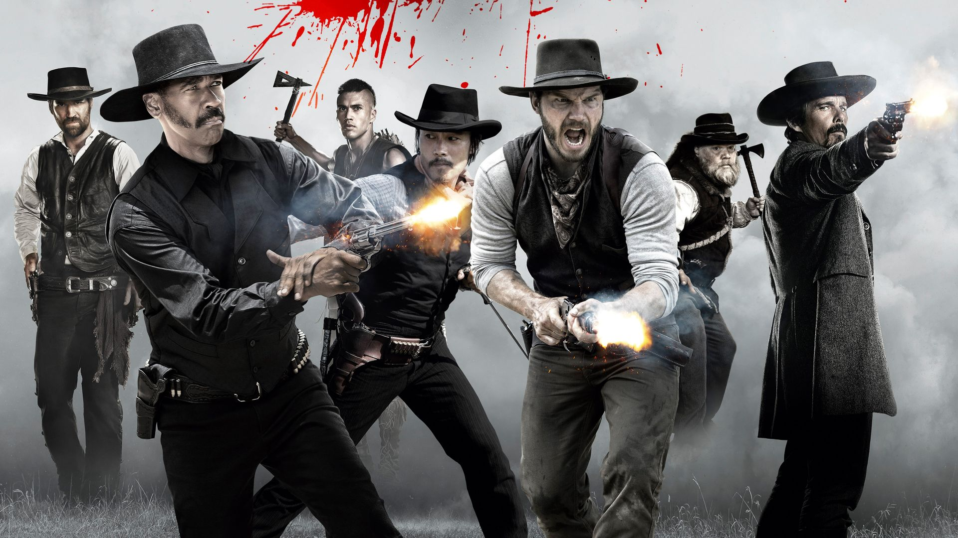 movie review magnifico Film review: the magnificent seven satisfying, action-packed remake of the 1960 western classic, with an appealing ensemble cast led by denzel washington.