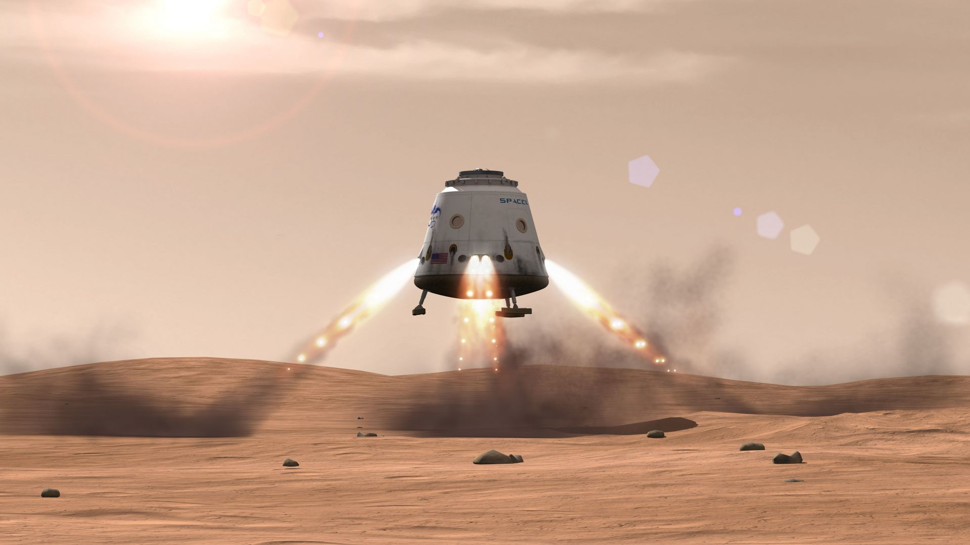 the expensive cost and risks of going to mars and owning land on the red planet Is exploring mars worth the humans have launched 40 spacecraft to the red planet if the un grants full property rights to the first ones to land on mars.