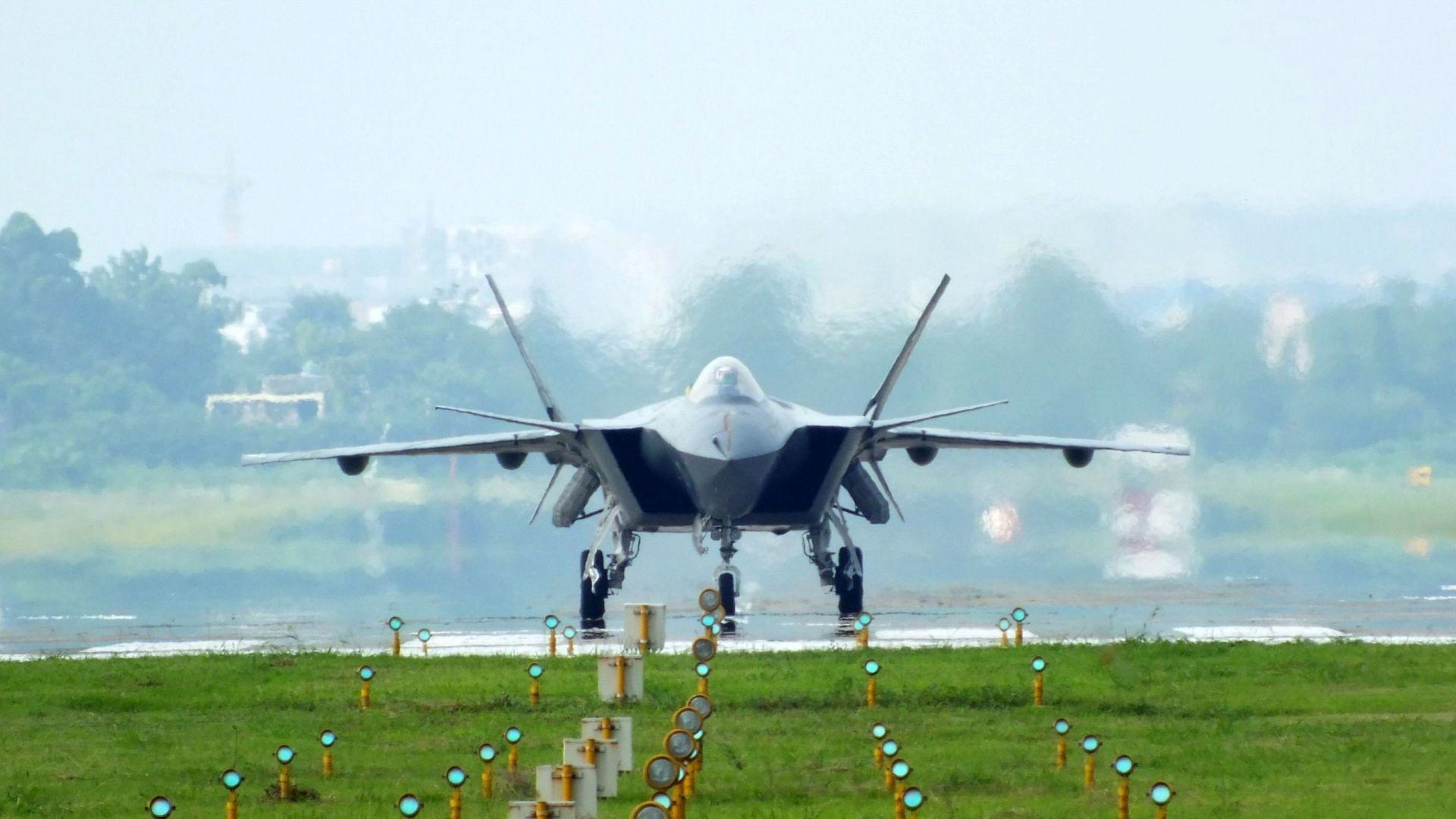 Обои j-20, Самолёт, ввс, истребитель, китайский. Авиация foto 10