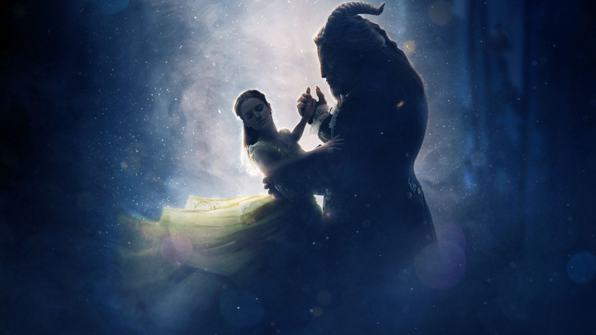 Beauty and the beast movie poster 24 x 40