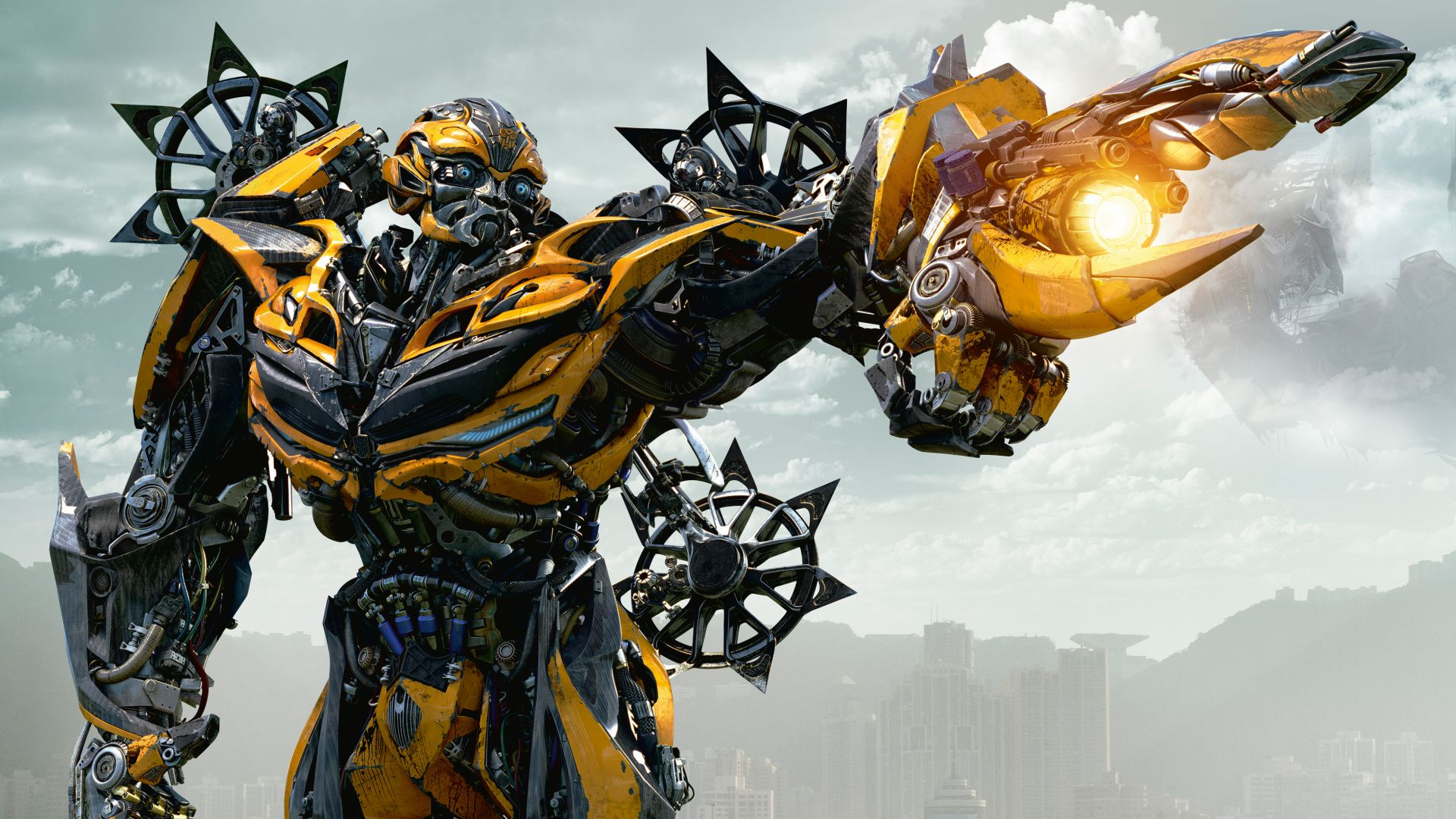 Transformers Age of Extinction  The Score  Wikipedia